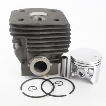 56MM Cylinder Piston Kit Para Husqvarna Motosserra 395 395XP 395EPA OEM 503 99 39 71