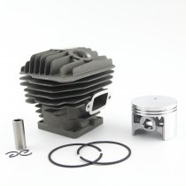 Big Bore 54MM Cylinder Piston Kit per Stihl 046 MS460 Chainsaw 1128 020 1221 con anello di sicurezza Anello di sicurezza