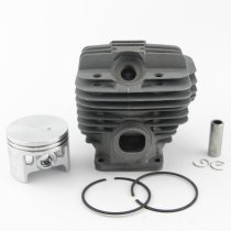 Big Bore 52MM Cylinder Piston Kit per Stihl MS440 044 Chainsaw Big Bore con Decomp. Porta # 1128 020 1227