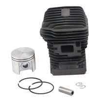 42.5mm Cylinder Piston Kit For Stihl 023 025 MS230 MS250 Chainsaw 1123 020 1209 With Pin Ring Circlip