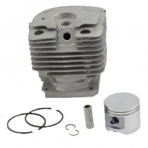 44MM Cylinder Piston Kit For Stihl FS400 FS450 FS480 SP400 FR450 Trimmer # 4128 020 1202 WT Ring