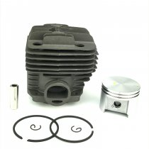 49mm Cylinder Assembly For Stihl TS400 Concrete Saw # 4223 020 1200 Without Decomp. Port Valve