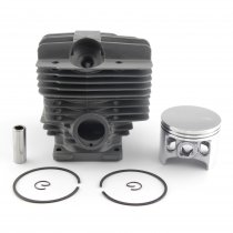 60MM Cylinder Piston Kit per Stihl 088 MS880 Chainsaw 1124 020 1209 con anello di sicurezza Anello di sicurezza
