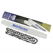 Holzfforma® 16Inch Guide Bar &Saw Chain Combo .325  .050  66DL For Husqvarna 36 41 50 51 55 336 340 345 350 351 353 346xp 435 440 445 450 455 460 Poulan
