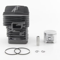 47mm Kit Piston Cylindre Pour Stihl MS310 MS 310 Chainsaw 1127 020 1218 Avec Broche Anneau Circlip