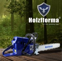 92cc Holzfforma Blue Thunder G660 Gasoline Chain Saw Power Head Without Guide Bar and Chain Top Quality By Farmertec One year warranty All parts are compatible with STIHL MS660 066 Chainsaw