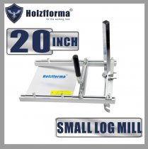 20 Inch (50cm) Holzfforma Small Log Mill Planking Milling From 14'' to 20'' Guide Bar