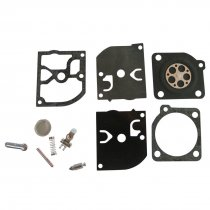 Nouveau kit de réparation de reconstruction de diaphragme de carburateur Carb ZAMA RB-39 compatible John Deere / Homelite Chaîne 250 Homelite HBC-40 McCulloch 3200 3210 3214 3216 3516 225 3505 3805