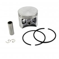 Husqvarna 395 58MM Big Bore Piston Kit WT Ring Pin Circlip