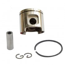 48MM Piston For Husqvarna 61 With Ring Pin Circlip Chainsaw 503 53 90 02