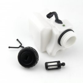 Gas Fuel Tank Filter Cap Line For Stihl 017 018 MS170 MS180 Chainsaw 1130 350 0410