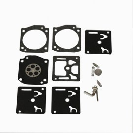 Zama RB-53 Carb Repair Rebuild Gasket Diaphragm Kit for Echo CLS-5800 Brushcutter Zama C3M-K33, C3M-K33A, C3M-K33B, C3M-K33C & C3M-K33D Carburetors