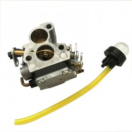 Carburetor For Husqvarna 235 235E 236 240 240E Chainsaw WT Bulb 10cm Hose # 545072601, 574719402