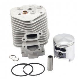 52mm Cylinder Piston Kit For Stihl TS510, 050, 051 Concrete Cut-off Saw replaces # 11110201200