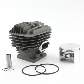 Big Bore 54MM Cylinder Piston Kit For Stihl 046 MS460 Chainsaw 1128 020 1221 With Pin Ring Circlip