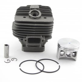 Big Bore 56mm Cylinder Piston Kit per Stihl 066 MS660 Motosega 1122 020 1209 con anello di sicurezza Anello di sicurezza
