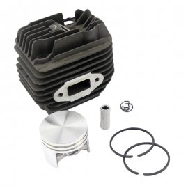 40MM Cylinder Piston Kit For Stihl 020 T MS200 MS200T Chainsaw 1129 020 1202 With Pin Ring Circlip