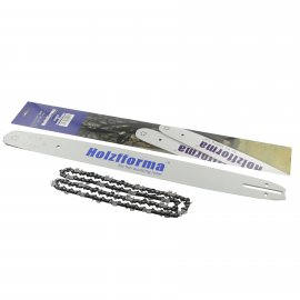 Holzfforma® 28 Inch 3/8 .050 92DL Bar & Full Chisel Chain Combo For Husqvarna 61 66 262 xp 266 268 272 xp 281 288 362 365 372 xp 385 390 394 395 480 562 570 575