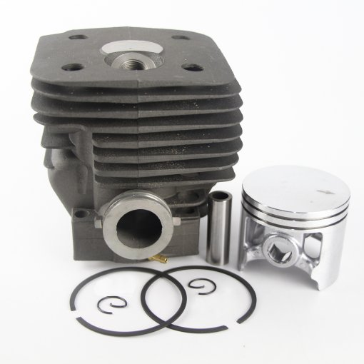 56MM Cylinder Piston Kit For Husqvarna Chainsaw 395 395XP 395EPA OEM 503 99 39 71