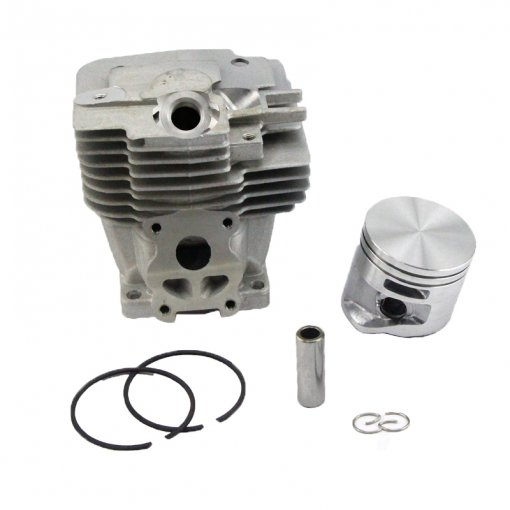 50MM Cylinder Piston Kit Fits Stihl MS441 Chainsaw 1138 020 1201 Standard Bore