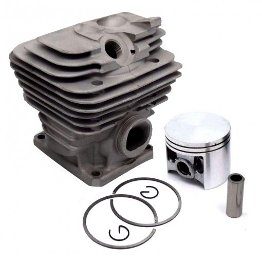 52mm Cylinder Piston Kit For Stihl MS461 R/RZ/Z/Magnum Chainsaw 1128 020 1250 With Pin Ring Circlip