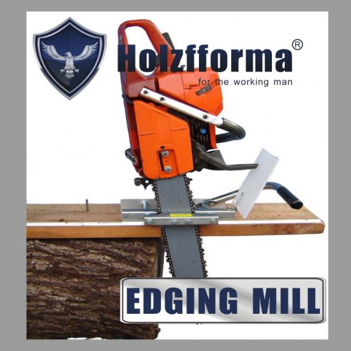 Holzfforma® Edging Mill, Previously Mini Mill With 5 Rails and Mounting Screws
