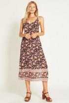 Floral Boho Dress 18198