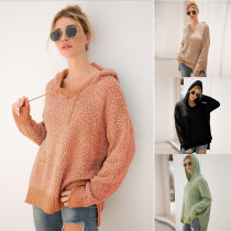 Oversized Sweater Hoodie 3157