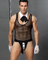 Sexy Men Swallowtail Costume Underwear 970