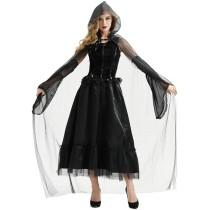 Halloween Bride Cosplay Costume 3311