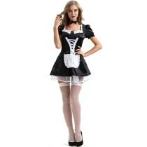 Halloween Maid Costume 2158