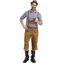 German Men Beer Costume 6645