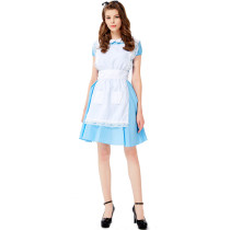 S-L Adult Maid Cosplay Costume 3620