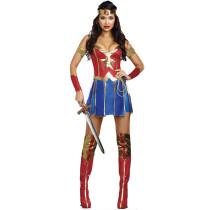 Super Women Hero Costume 305