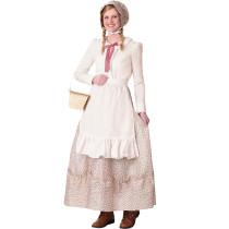 S-XL Women Maid Costume 3372