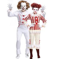 Men Pennywis Clown Costume 4461
