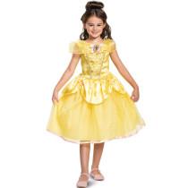 S-XL Princess Gils Costume 3374