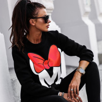 Minnie Mouse Sweatshirt For Women 90440