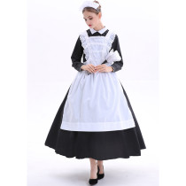 French Maid Costume 1806