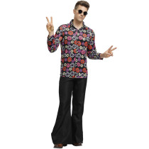 Disco Party Costume For Men 4177-2