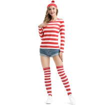 Women Wally Shirt Costume 9232