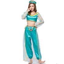 Aladdin Goddess Costume 1841