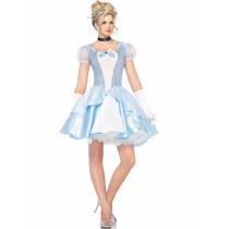 M-L Snow Princess Adult Costume 3615