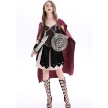 Women Spartan Warrior Costume 1825