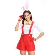 Cute Adult Women Bunny Costume 4321