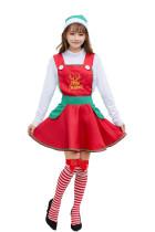 Women Santa Costume(M,XL) 8884