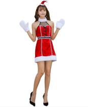 Women Santa Costume(M,XL) 8901