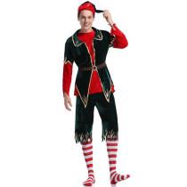 M-XL Men Christmas Costume 1941