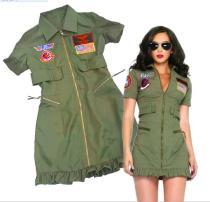 New styles Airman Women Costume 3310