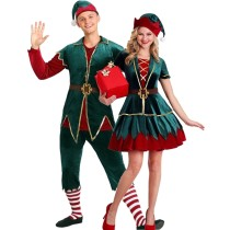 Couple Christmas Costume 055-056